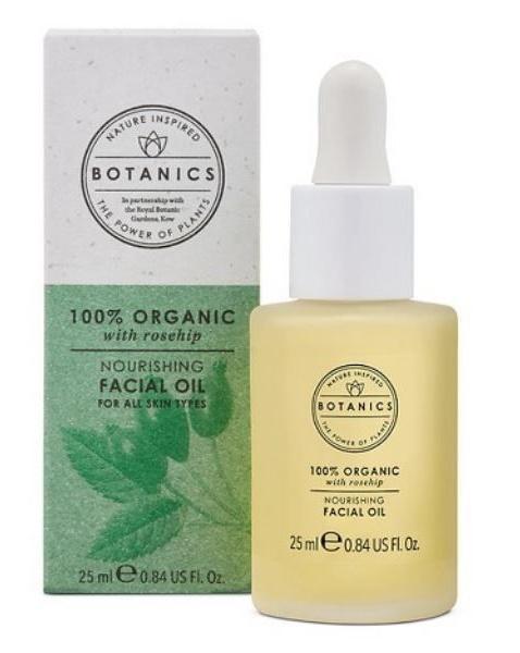 Botanics Nourishing Facial Oil With Rosehip