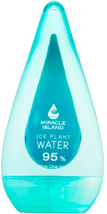 MIRACLE ISLAND Ice Plant Water 95% All In One Gel