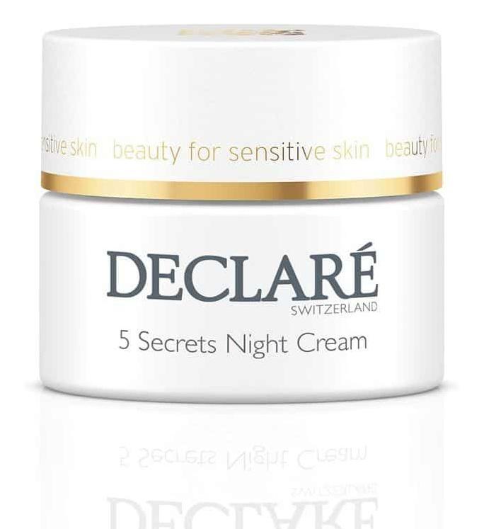 Declaré Switzerland 5 Secrets Night Cream