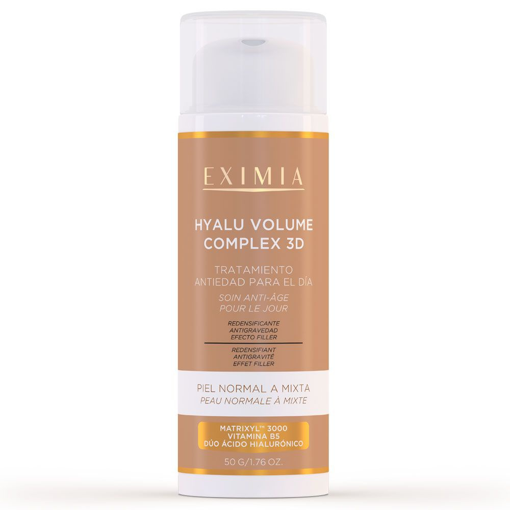 Eximia Hyalu Volume Complex 3D Piel Normal A Mixta