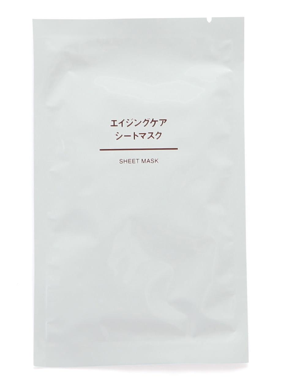 Muji Aging Care Sheet Mask