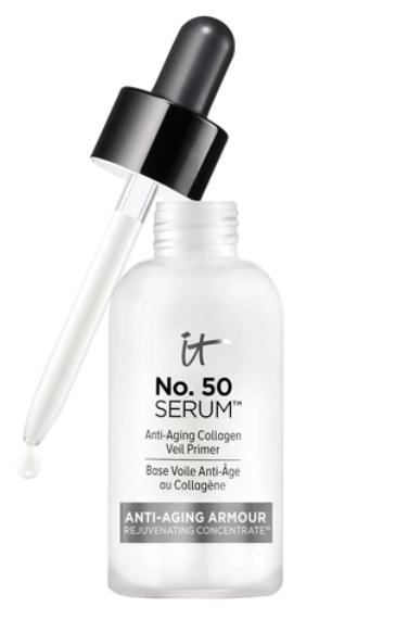 it Cosmetics No. 50 Serum Anti-Aging Collagen Veil Primer