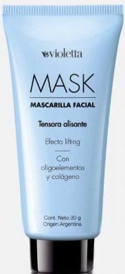 Violetta Mask Mascarilla Facial Tensora Alisante