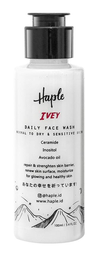 haple Ivey Face Wash