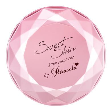 Naris Up Parasola Sweet Skin Face Pact Uv Spf 50+ Pa+++