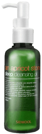 Sidmool An Apricot Stone Deep Cleansing Oil