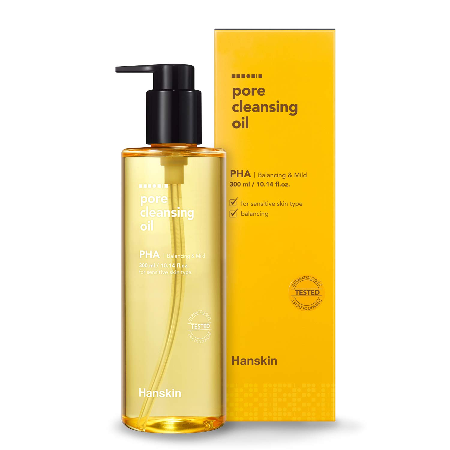 Hanskin Pore Cleansing Oil (PHA)