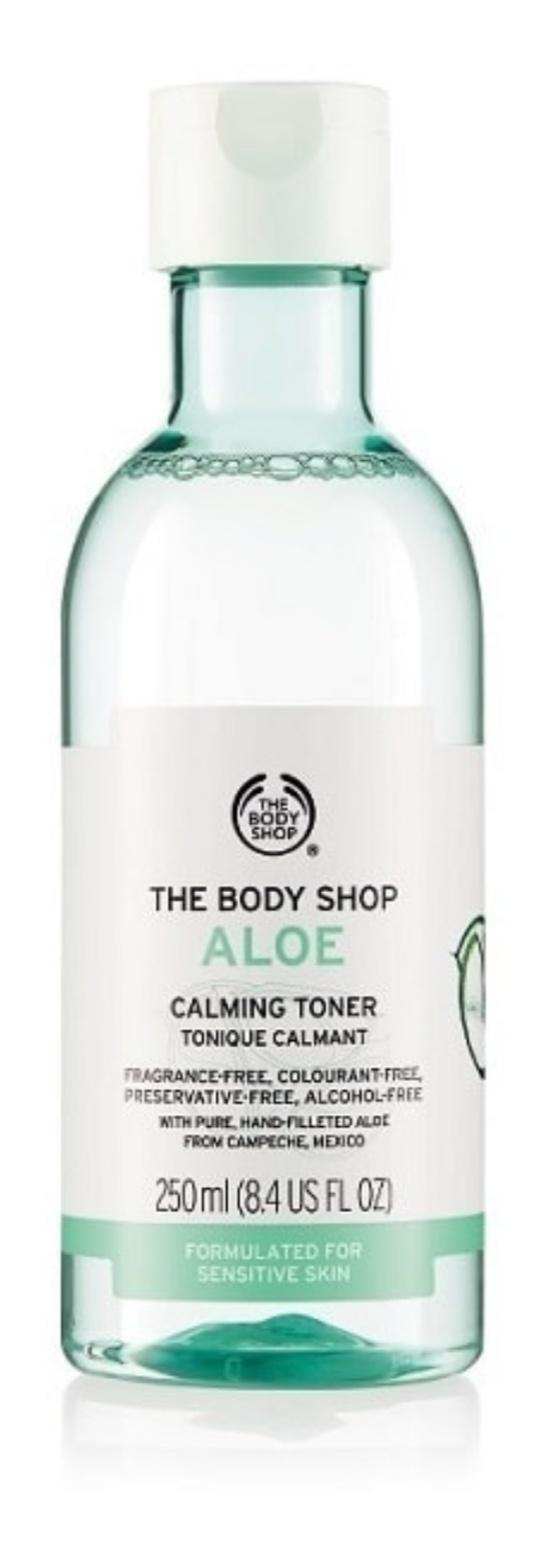 The Body Shop Aloe Calming Toner