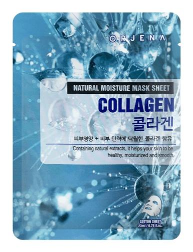 Orjena Collagen Mask Sheet