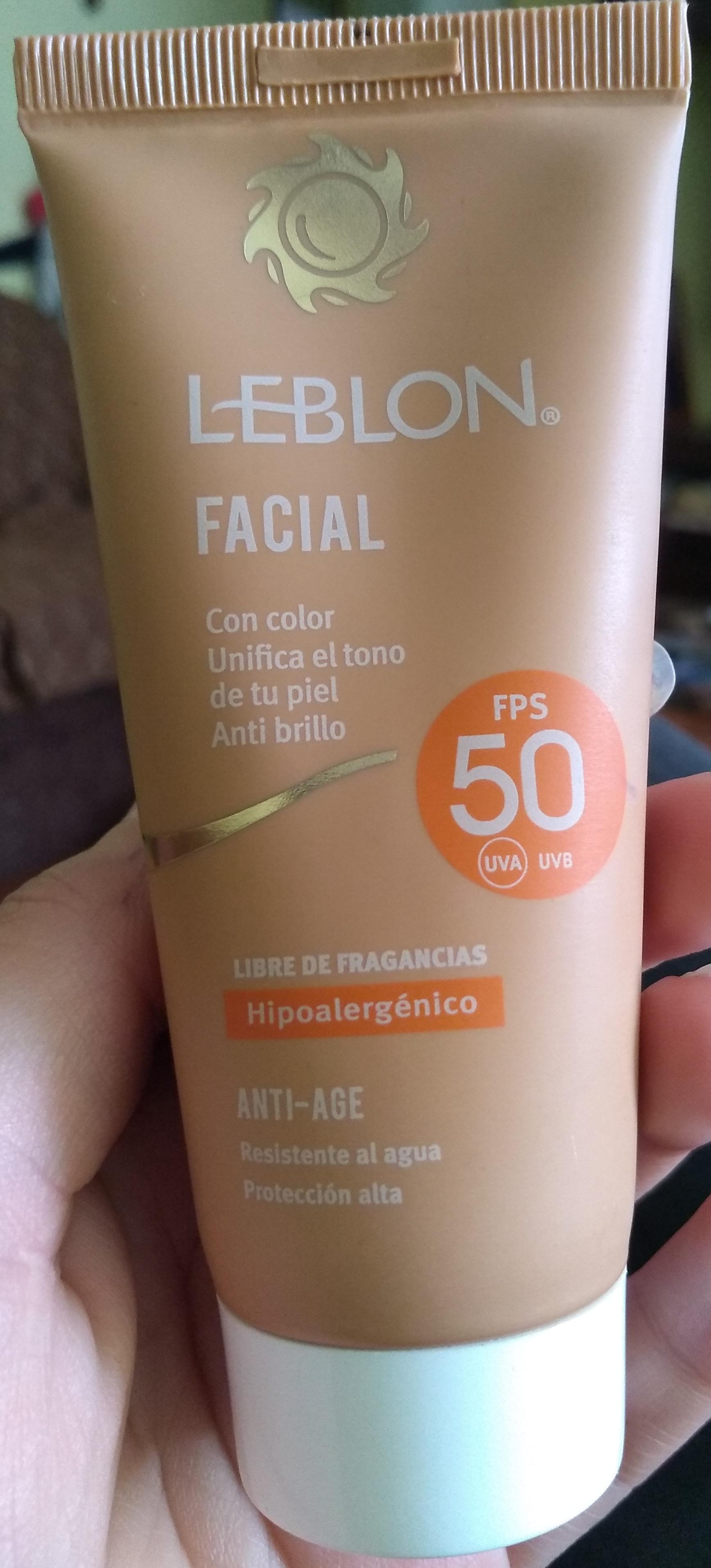 Leblon Facial SPF 50