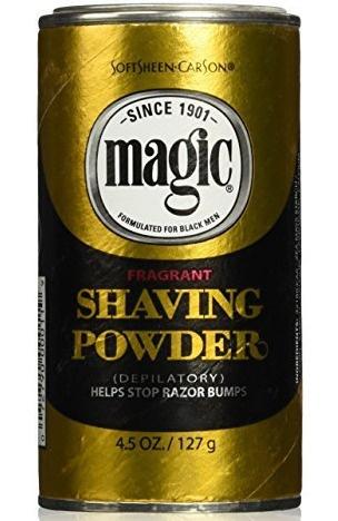Magic Fragrant Shaving Powder