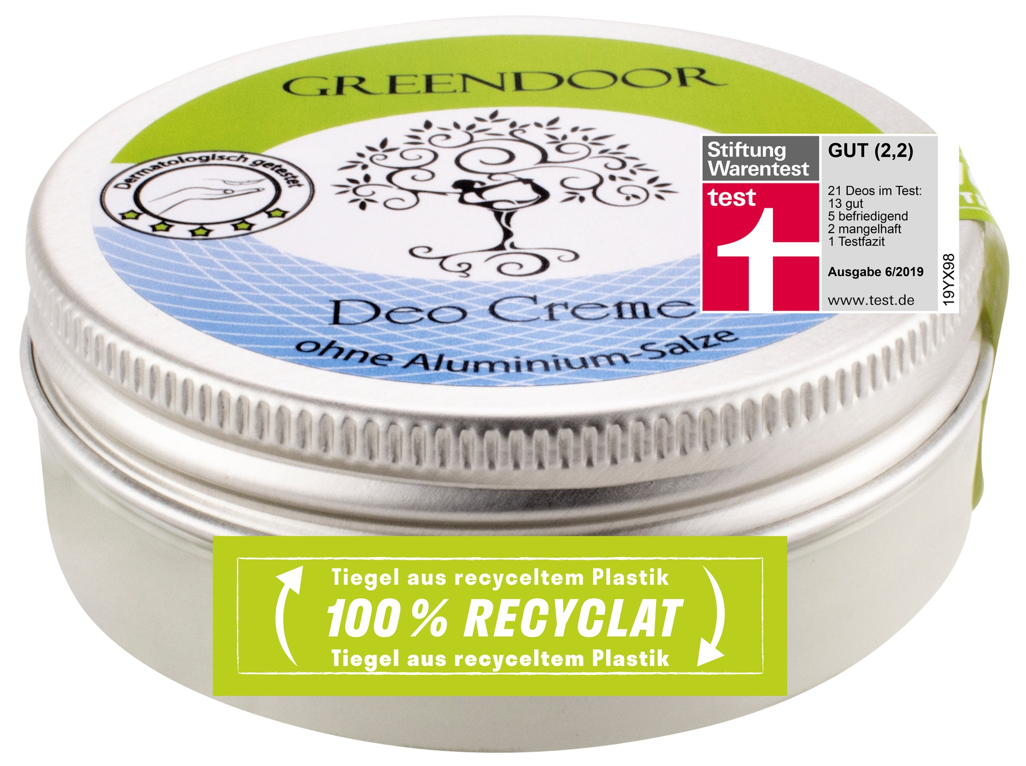 Greendoor Deocreme