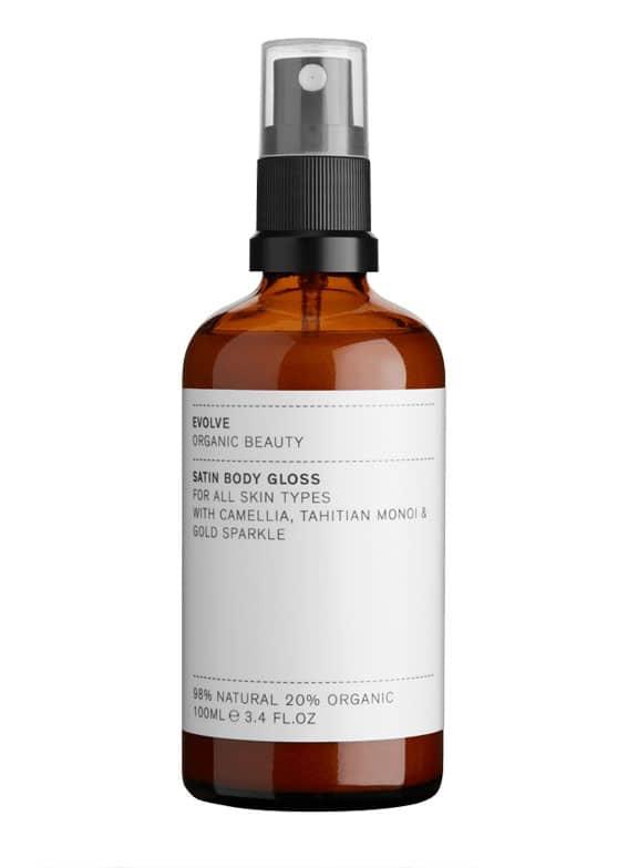 Evolve Organic Beauty Satin Body Gloss