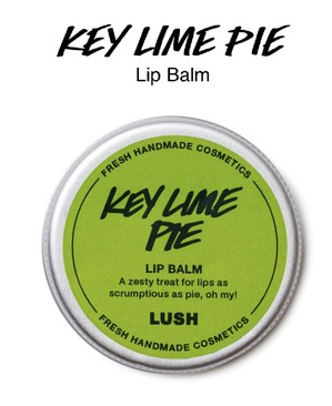 Lush Key Lime Pie Lip Balm