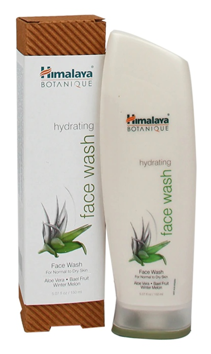 Himalaya Face Wash Aloe Vera