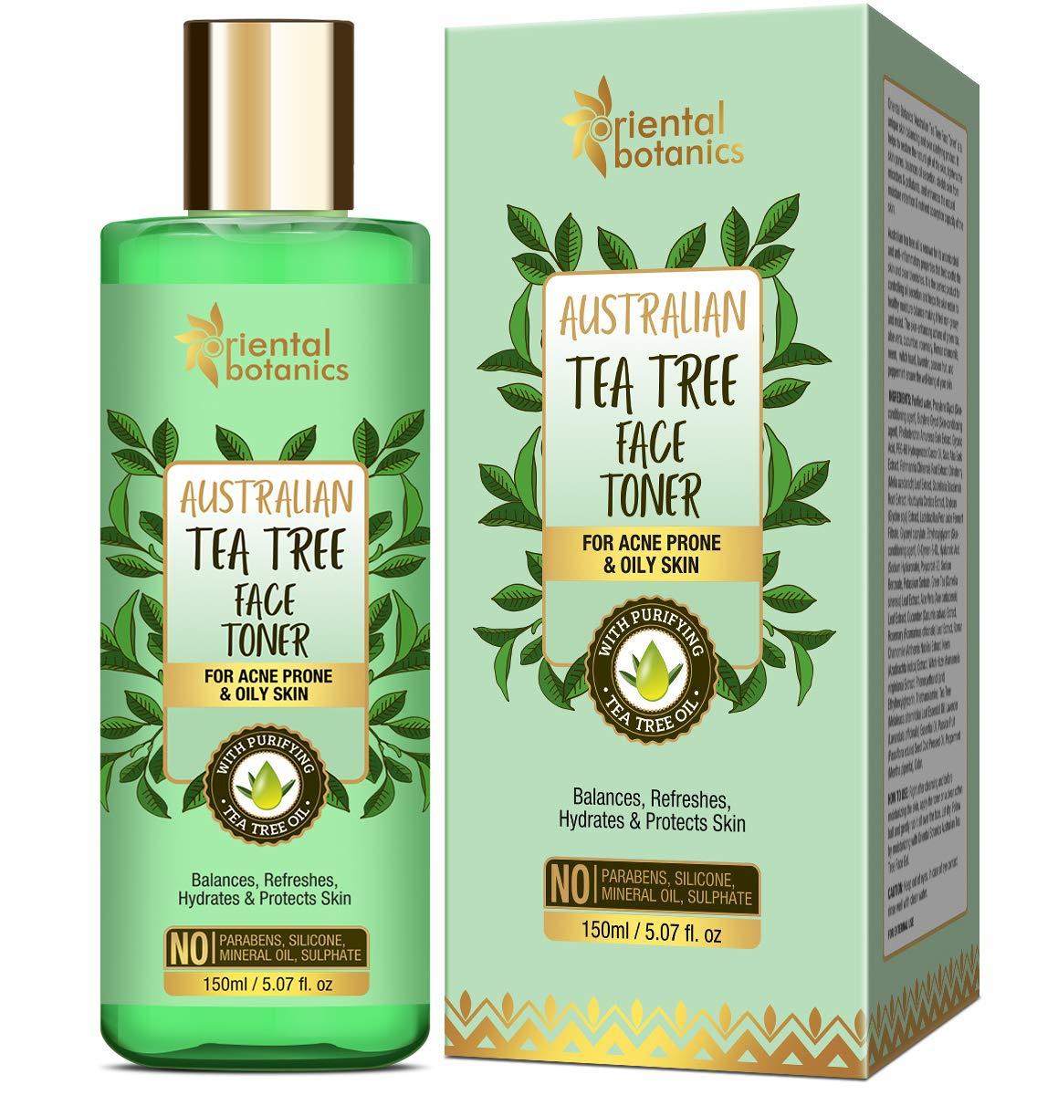 Oriental Botanics Tea Tree Toner