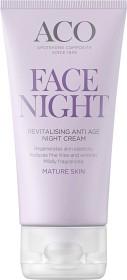 ACO Face Anti Age Revitalising Night Cream
