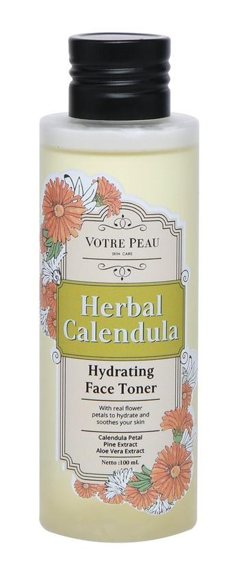 Votre Peau Hydrating Face Toner Herbal Calendula