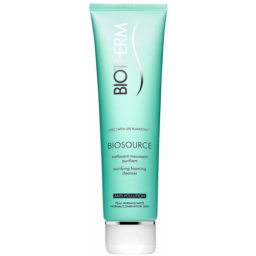 Biotherm Biosource Purifying Foaming Cleanser Anti-Pollution