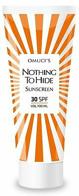 Omuci Nothing To Hide SPF 30 Eco Friendly Sunscreen