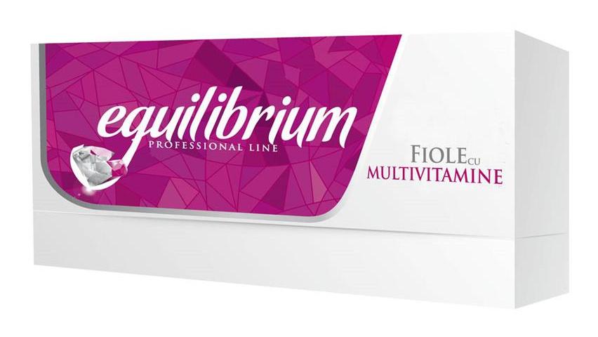 FARMEC Gerovital Equilibrium Multivitamin Vials