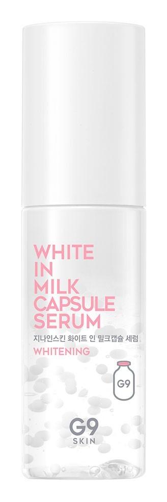 G9SKIN White In Milk Capsule Serum
