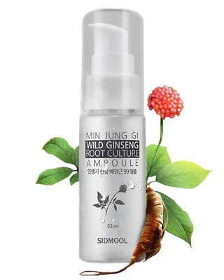 Sidmool Min Jung Gi Wild Ginseng Root Ampoule
