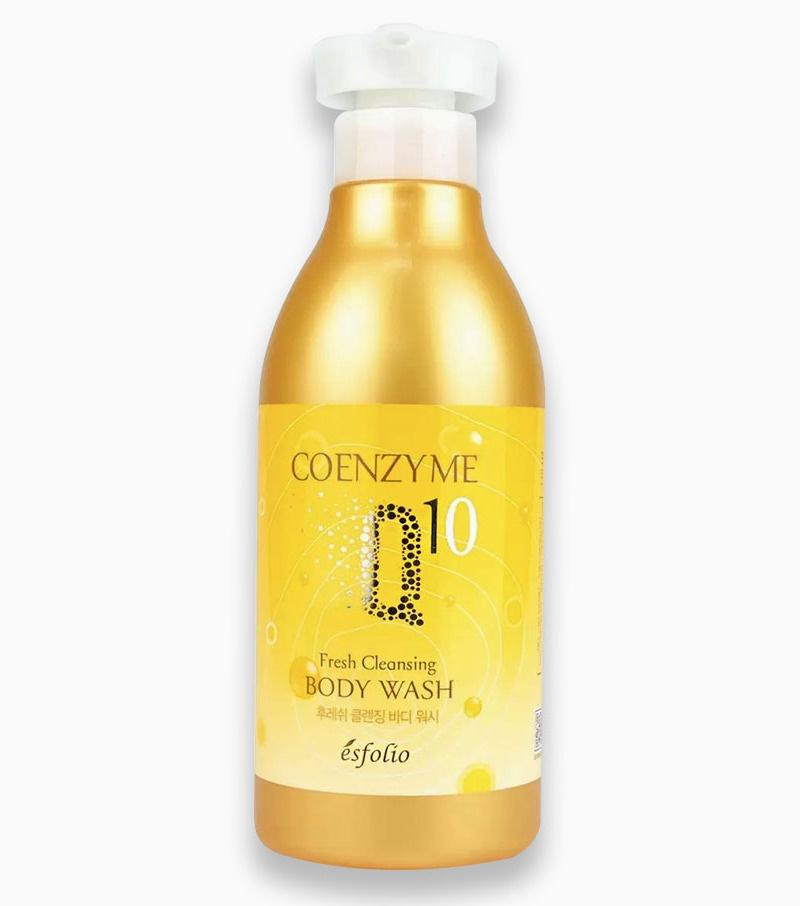 Esfolio Coenzyme Q10 Fresh Cleansing Body Wash