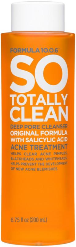 Formula 10.0.6 So Totally Clean Deep Pore Cleanser