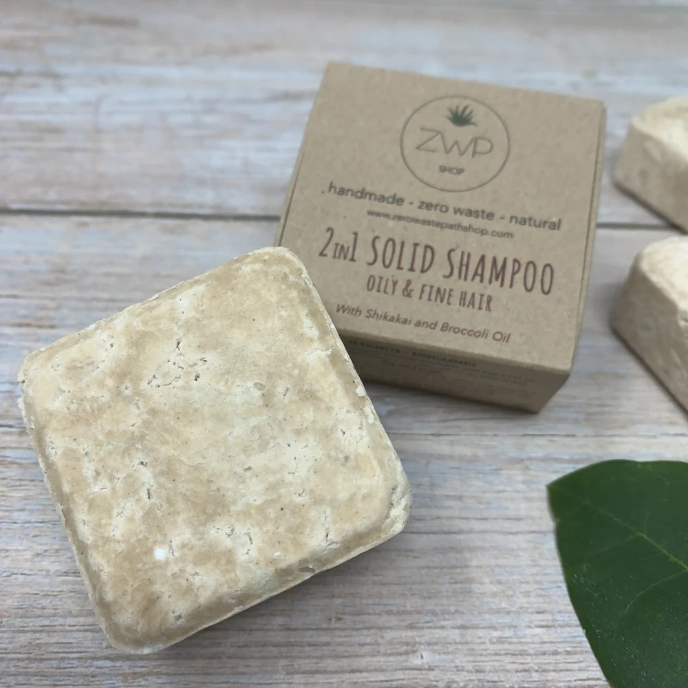 Earth bits 2 In 1 Solid Shampoo