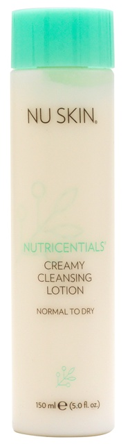 Nu Skin Nutricentials Creamy Cleansing Lotion