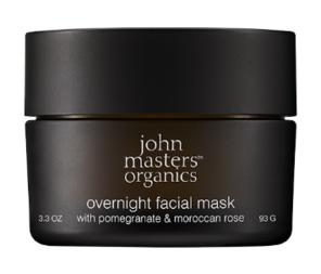 John Masters Organics Overnight Facial Mask With Pomegranate & Moroccan Rose