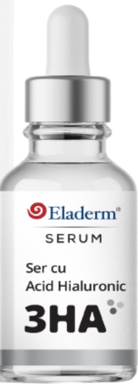 Eladerm Ser Cu Acid Hialuronic 3Ha