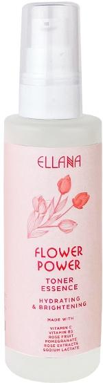 Ellana Mineral Cosmetics Flower Power Moisturizer
