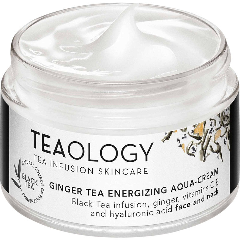 Teaology Ginger Tea Energizing Aqua-Cream