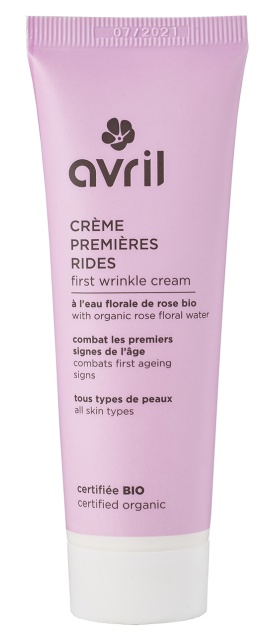 Avril First Wrinkles Cream – Certified Organic