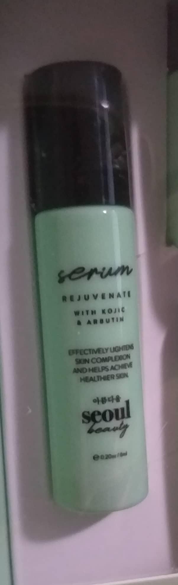Seoul Beauty Rejuvenating Serum