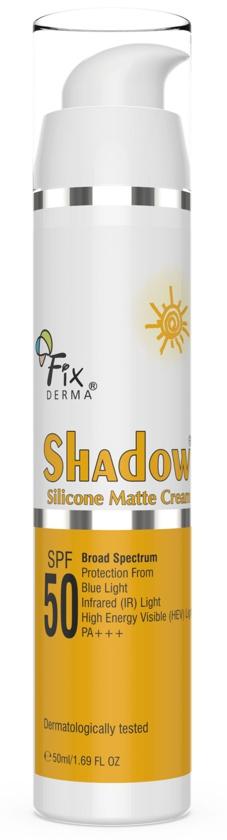 Fixderma Shadow Silicone Matte Cream