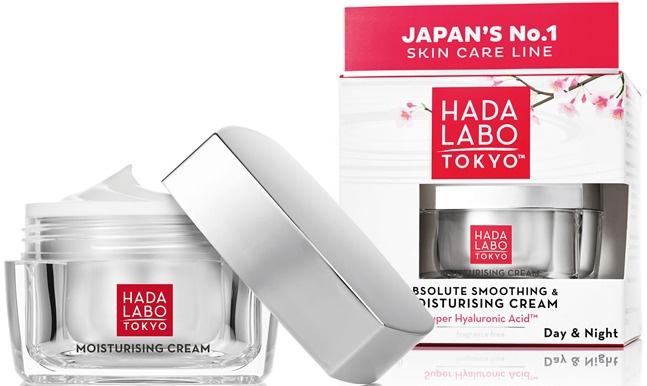Hada Labo Tokyo Absolute Smoothing & Moisturising Cream Day & Night