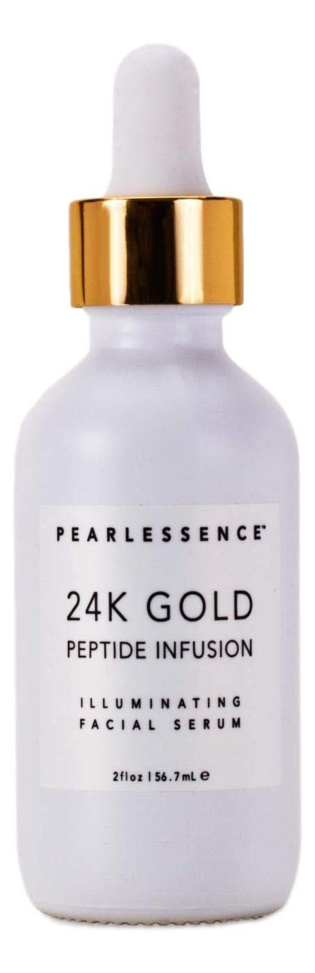 Pearlessence 24K Gold Peptide Infusion Illuminating Facial Serum