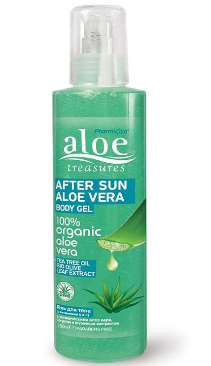 Pharm aid After Sun Body Gel