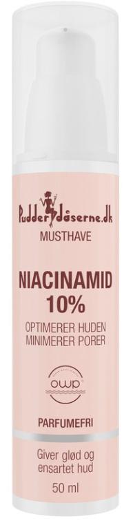 Pudderdåserne Niacinamide 10%