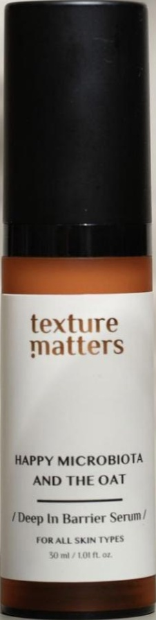 texture matters Deep In Barrier Serum