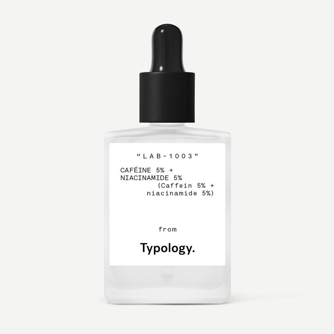 Typology Eye Serum 5% Caffeine + 5% Niacinamide