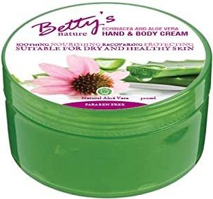 Betty's nature Echinacea And Aloe Vera Hand & Body Cream