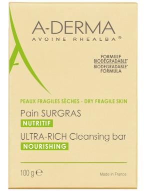 A-Derma Ultra-Rich Cleansing Bar