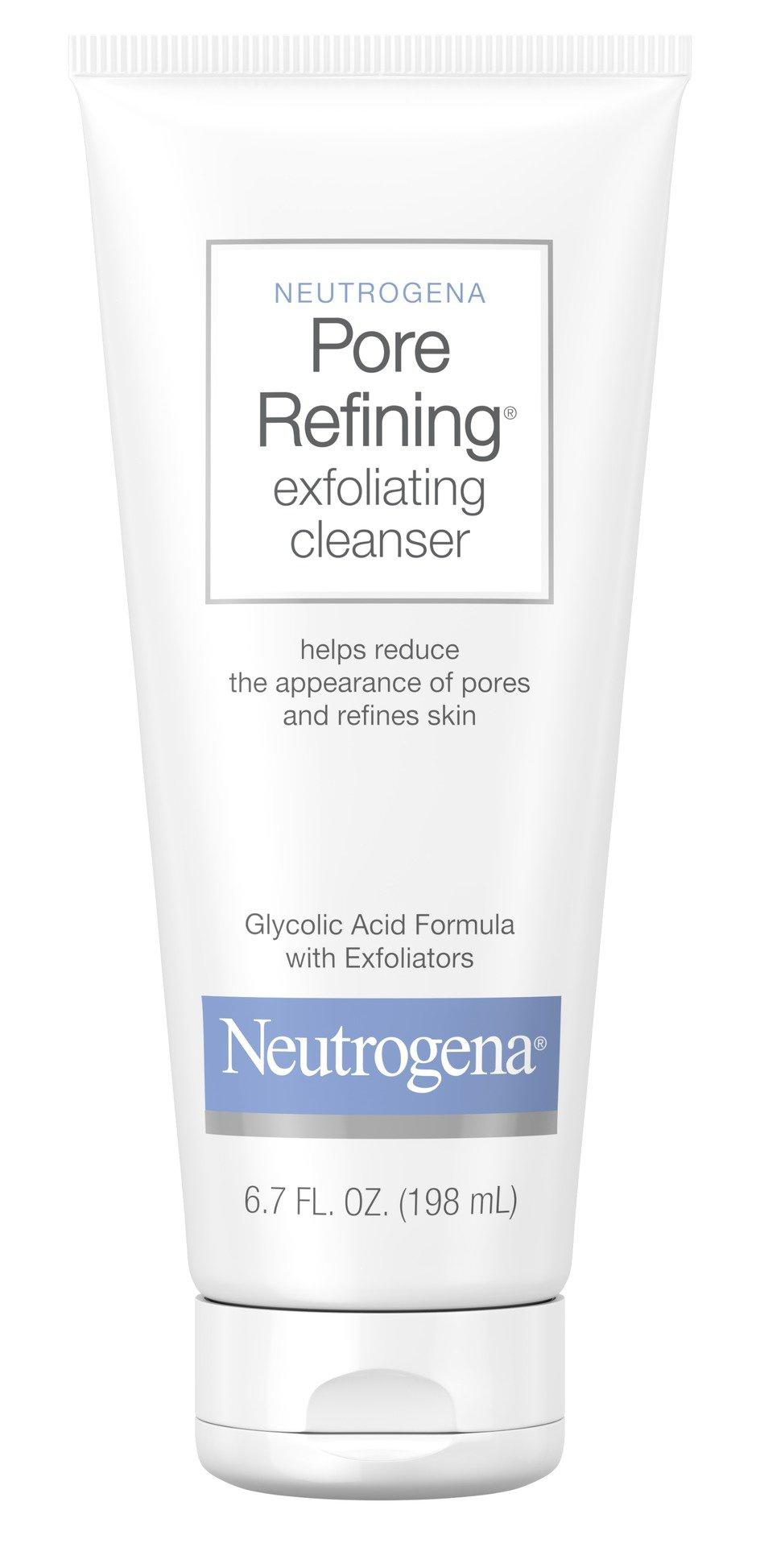 Neutrogena Pore Refining Daily Cleanser