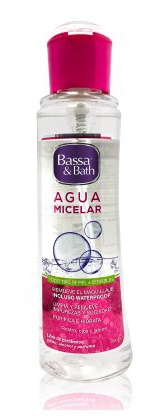 Bassa & Bath  Agua Micelar