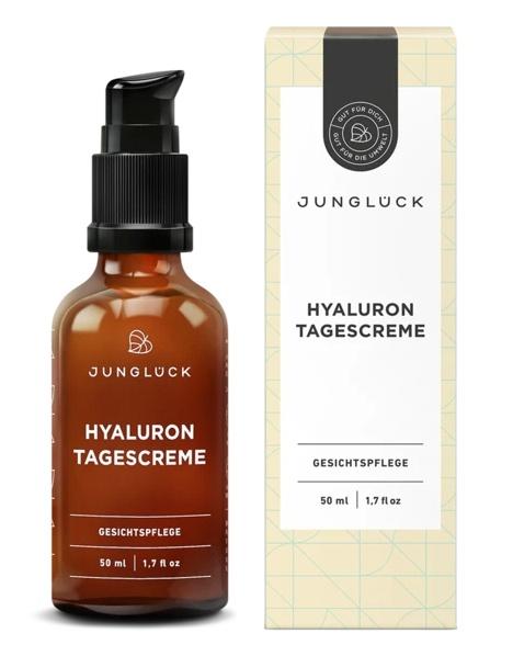 Junglück Hyaluron Day Cream