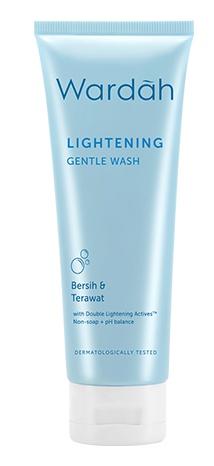 Wardah Lightening Gentle Wash